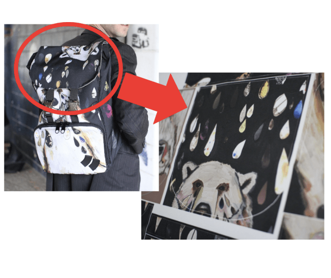 Polar Bear Bag - Lid Changes