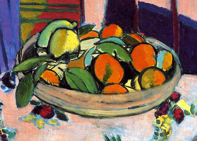 matisse basket with oranges 1913 cropped