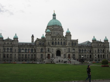 Visiting Bc Legislature