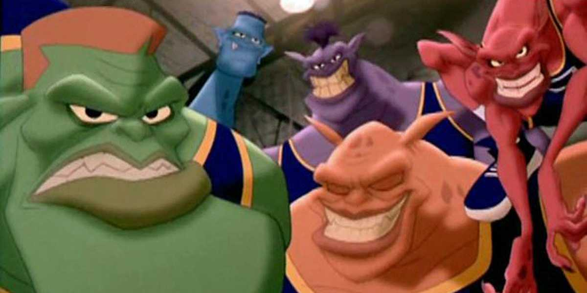 Lebron James Animated Wallpaper Space Jam 1996 Adam Likes To Watch