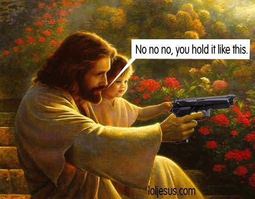 Christians and Gun Control