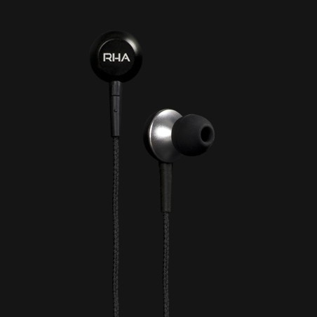 Keep your geek plugged in with these earbugs from RHA