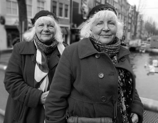 The Fokken Twins of Amsterdam