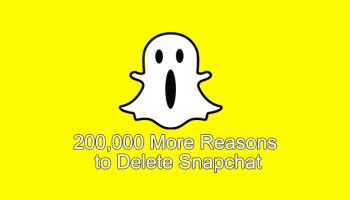 how to delete your snapchat account online