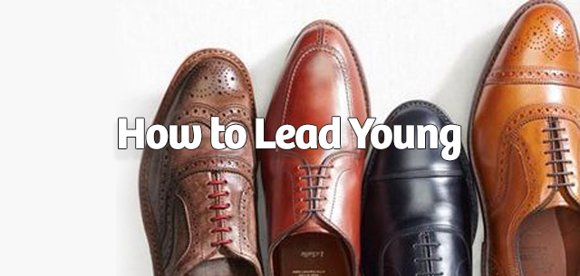 how-to-lead-young