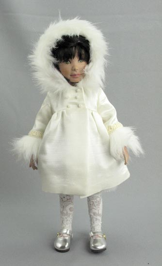 Fashion Clothes Wicked White Leeann Doll Clothes Pattern