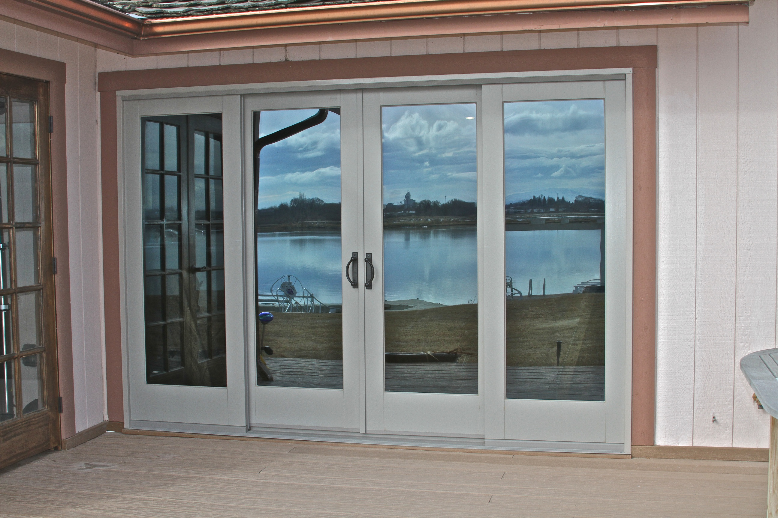 Patio Doors With Internal Blinds Ivoiregion