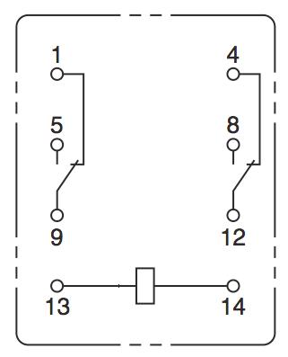 13 pin relay wiring diagram