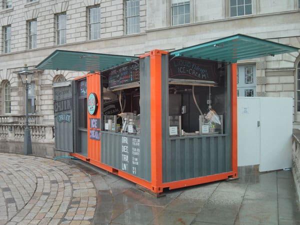 Storage Container Business Listitdallas