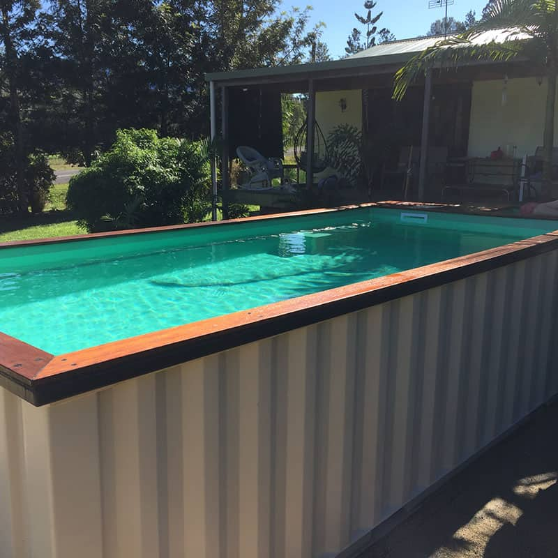 Zwembad Intex Ultra Frame Pool See Shipping Container Swimming Pools For Sale And Price.