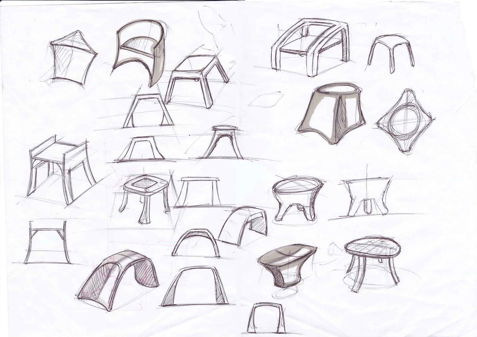 conceptual table sketch