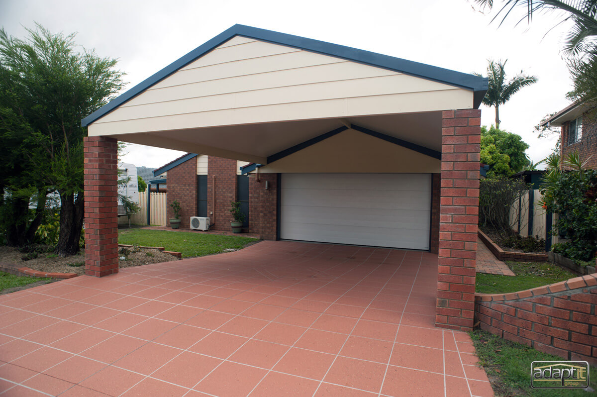 Garage Extension Brisbane We 3d Design Build And Install Carports Around The Greater