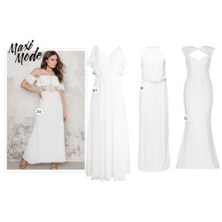 Small Crop Of White Dresses For Graduation