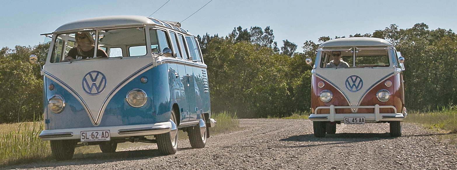 Kombi Service Introducing Our Sweet Wedding Ride Vendors A Darling Affair A