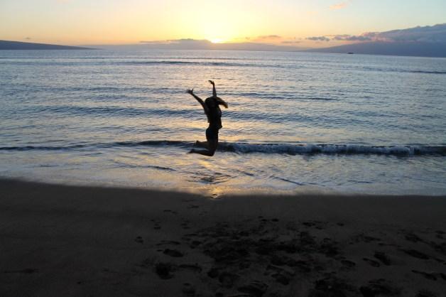 I love Maui Sunsets!