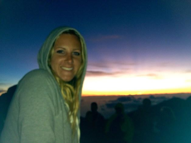 Sunrise Mount Haleakala