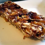Peanut Butter & Chocolate Snack Bars