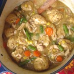 Healthy & Hearty Chicken & Dumplings