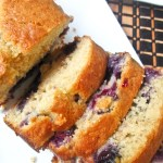 Blueberry Banana Mini Loaves