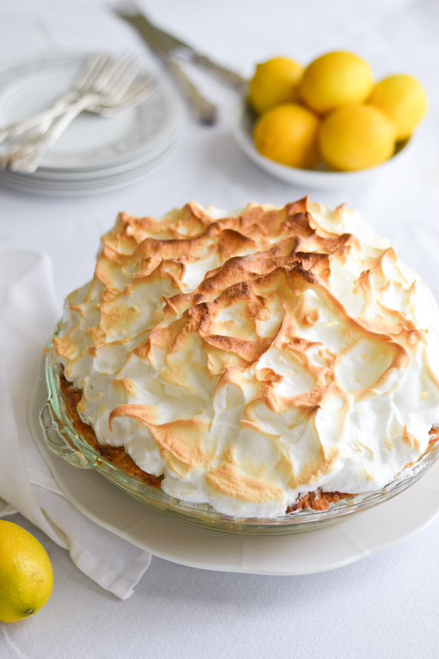 This classic pie is the perfect show stopping dessert for summer!