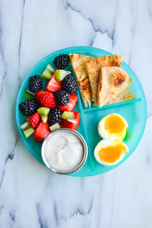 A simple and delicious dip for fresh fruit than any kid will LOVE!