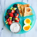 Fruit Salad with Creamy Dreamy Dip