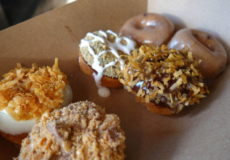 Mini Doughnuts - ADOS