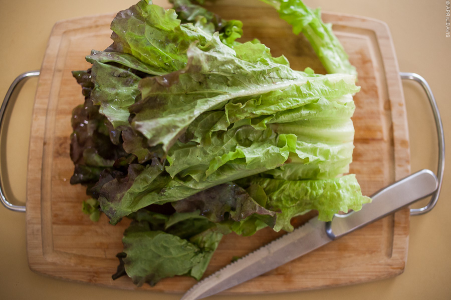 THAI LETTUCE WRAPS RECIPE