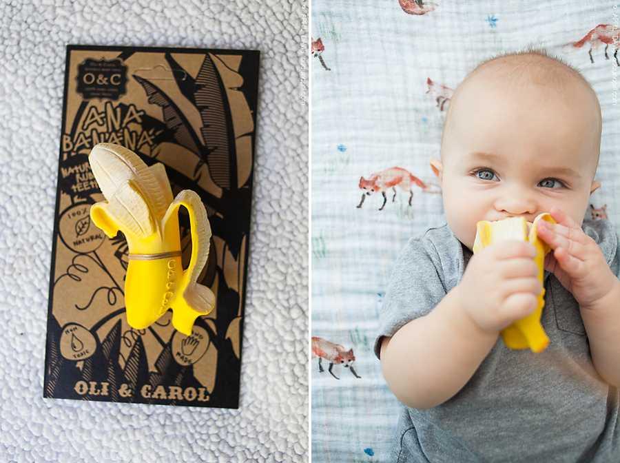 Cutest Banana teether