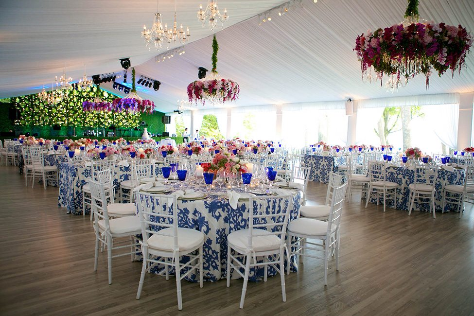 A Day In May, Event Planning  Design Northern Michigan Weddings - wedding reception round tables