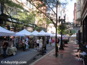 Another View of the Providence Art Festival
