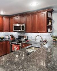 Kitchen cabinet maker - AD Cabinets & Granite San Antonio ...