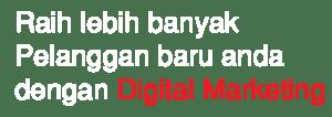 Digital Makerting, Internet Marketing