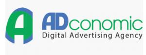 logo icon Adconomic digital advertising agency digital marketing agency digital ads jakarta
