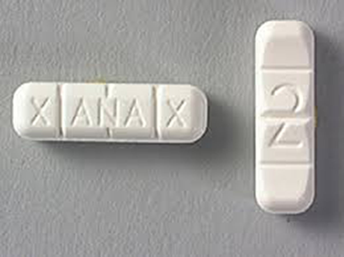 Xanax Xanax Bars Colors Benzodiazepine Drug Of Abuse Addict Help