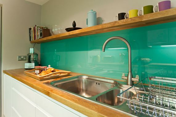 kitchen green painted glass backsplash dhv architects kitchen backsplash traditional kitchen