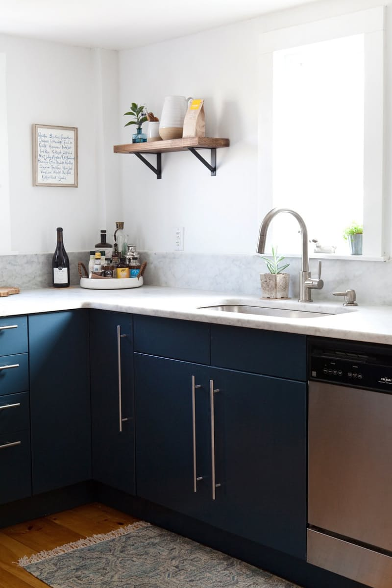 Gray Kitchen Cabinets Benjamin Moore And The Kitchen Cabinet Color Winner Is Addicted 2 Decorating