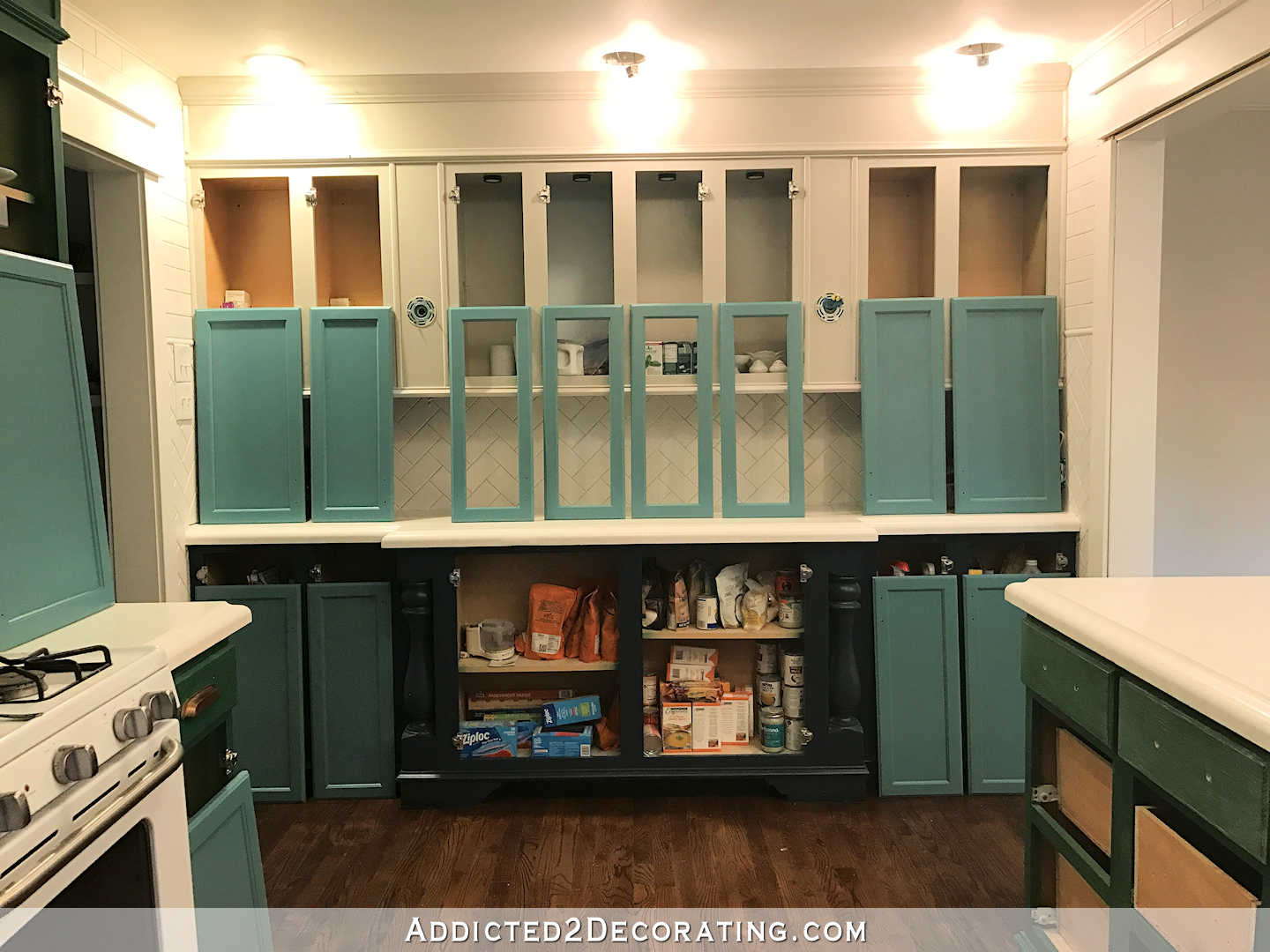 Marsh Kitchen Cabinets April Progress And May Goals