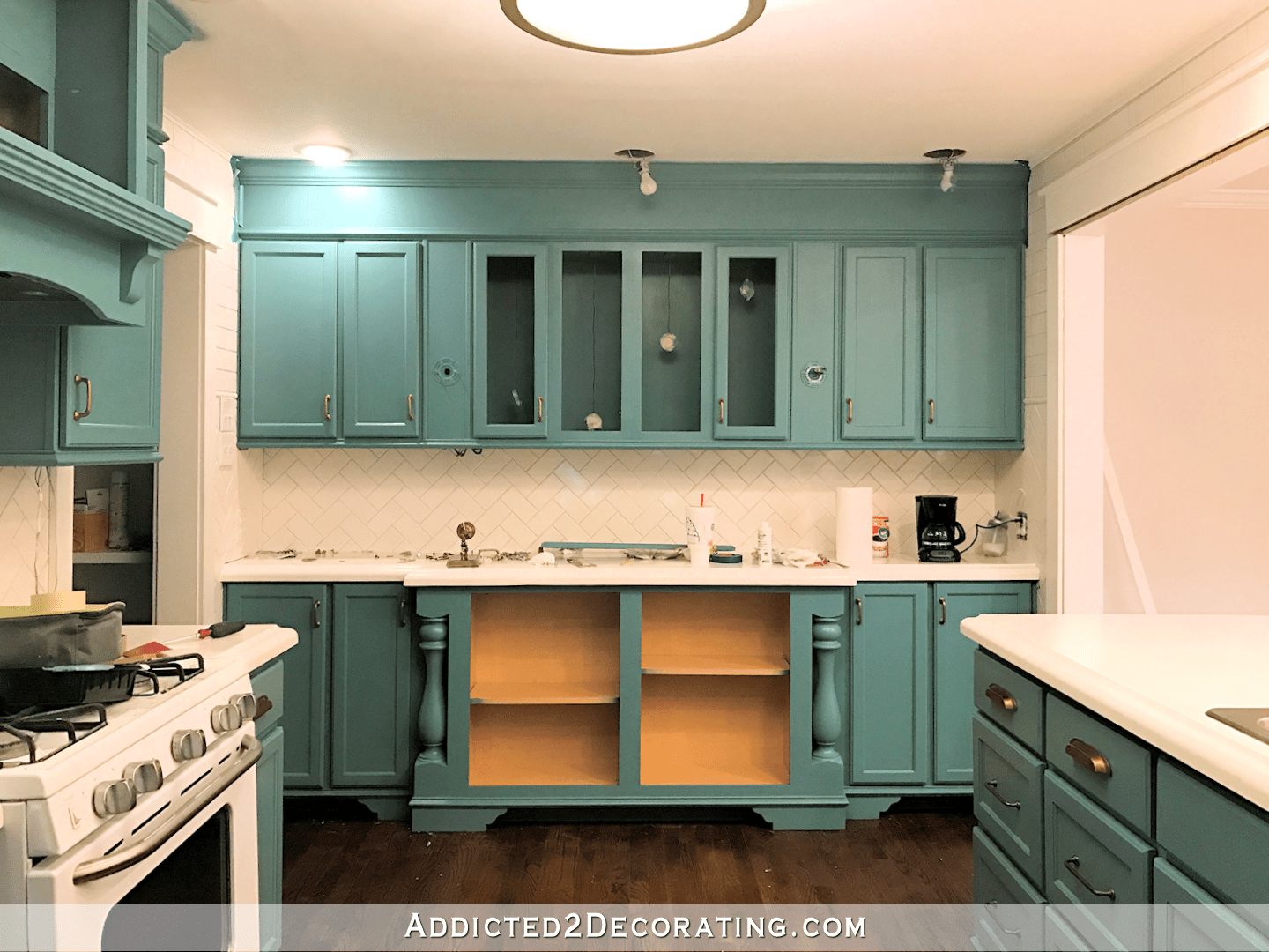 Kitchen Cabinets Wall Teal Kitchen Cabinets Audidatlevante