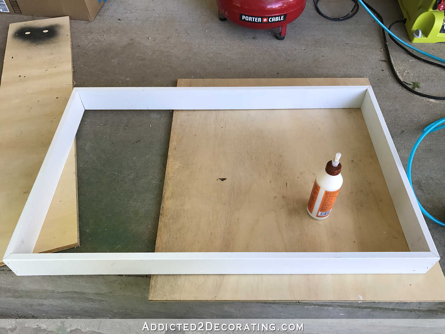 How To Make A Tv Wall Mount How To Build An Easy Diy Custom Frame For A Wall Mounted