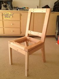DIY Upholstered Dining Chairs - Addicted 2 DIY