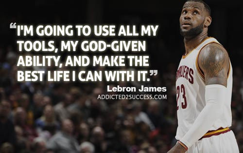 Cool Nike Quote Wallpapers Lebron James Quotes On Success Quotesgram