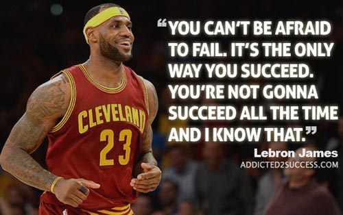 Wise Failure Quotes Wallpaper Elevate Your Motivation With 26 Of Lebron James S Greatest