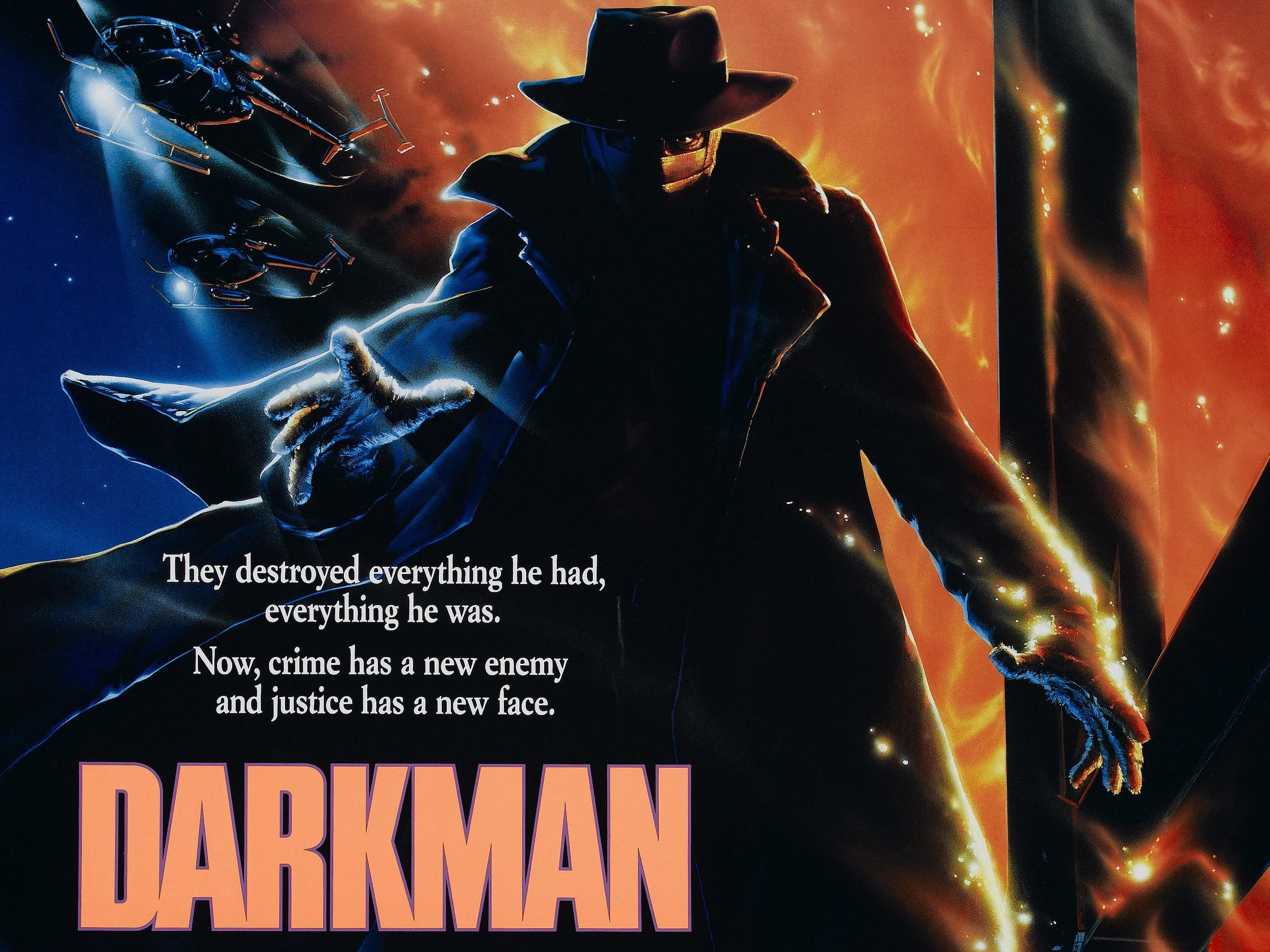Shelf Wallpaper Hd On This Day In Horror History Sam Raimi S Darkman