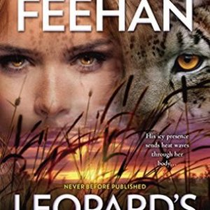 ARC Book Review-Leopard's Fury by Christine Feehan