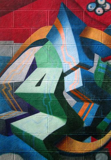 Graffiti Tag As Fine Art By Artist Nolan Haan Who Created Graffiti