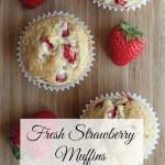 Fresh Strawberry Muffins, Muffin #5