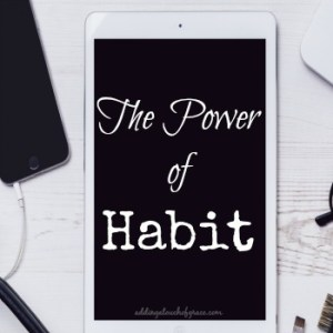 How To Harness The Power of Habit