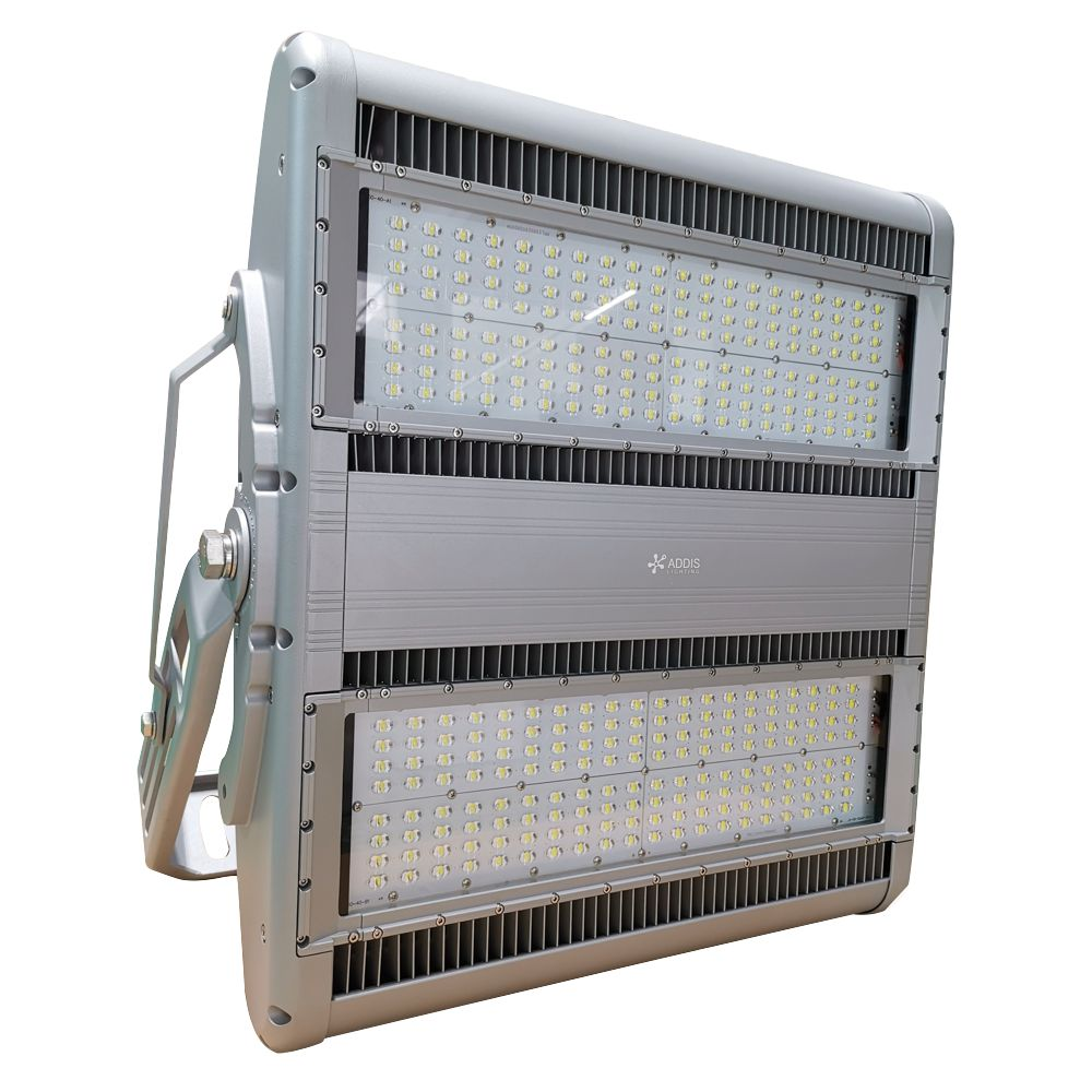 Projecteur Exterieur Forte Puissance Projecteur Led Azurite Ii 350w Addis Lighting