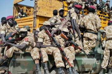 Sudan fighting